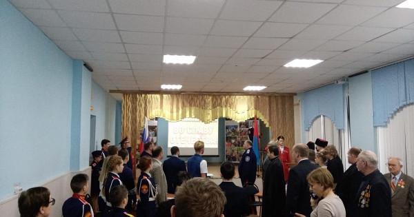 ВТамбове прошла IIоткрытая научно-образовательная конференция «Вославу Отечества!»