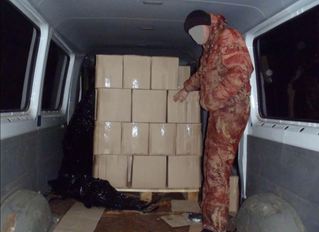 В Тамбовской области у местного спекулянта изъяли больше двух тысяч бутылок «палёной» водки