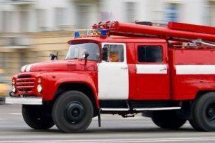 Втамбовской поликлинике произошёл пожар