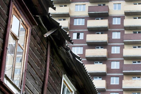 Жителей аварийных домов в Мичуринске некуда переселять