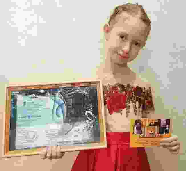 9-летнюю пианистку из Тамбова пригласили выступить в Карнеги-холл
