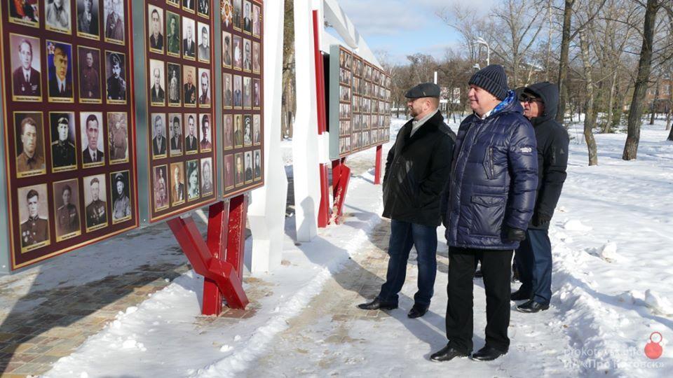 Котовск посетил член Совета Федерации от Тамбовской области Алексей Кондратьев