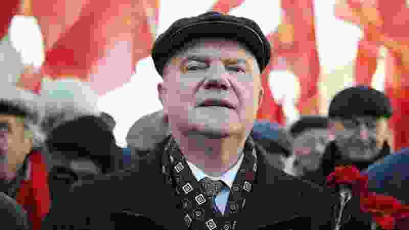 Котовские коммунисты хвалят Плахотникова в открытом письме Зюганову