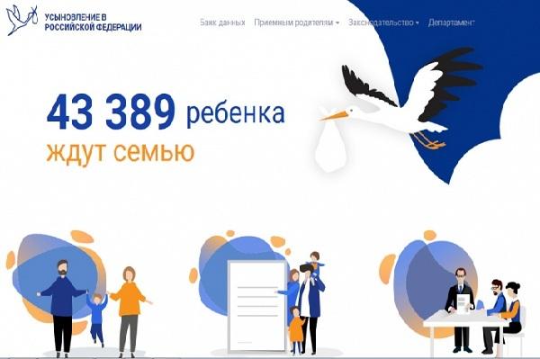 Минпросвещения запустило всероссийский портал для желающих принять в семью детей-сирот