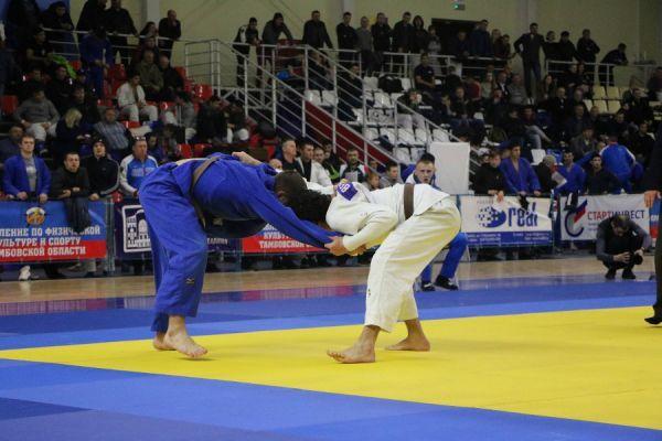 На первенстве ЦФО тамбовские дзюдоисты завоевали две медали