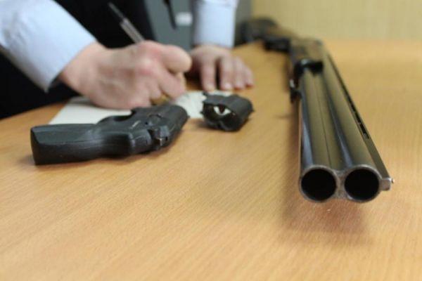 Тамбовчан призывают добровольно сдать оружие
