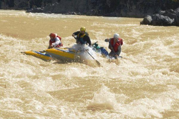 Тамбовчане стали лучшими в мире в водном туризме