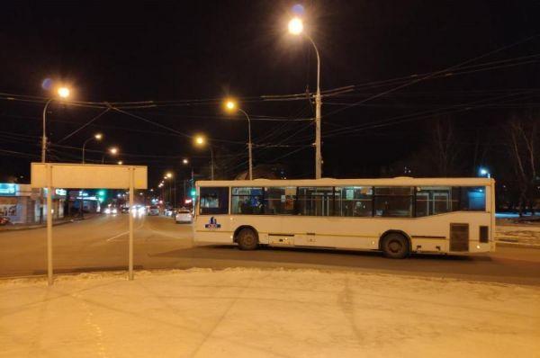 Тамбовчанка получила травмы в резко затормозившем автобусе