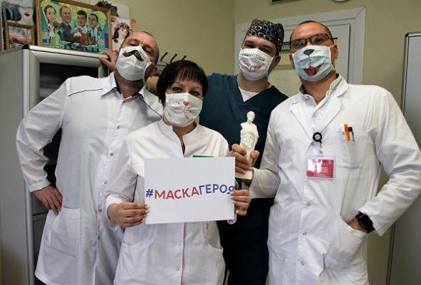 Тамбовские медики участвуют в акции в поддержку детей с онкозаболеваниями