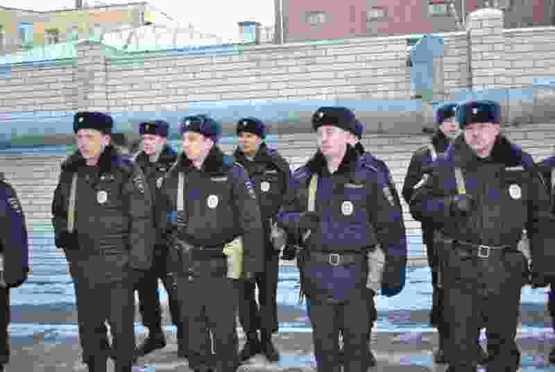 Тамбовские полицейские отправились в очередную командировку на Северный Кавказ