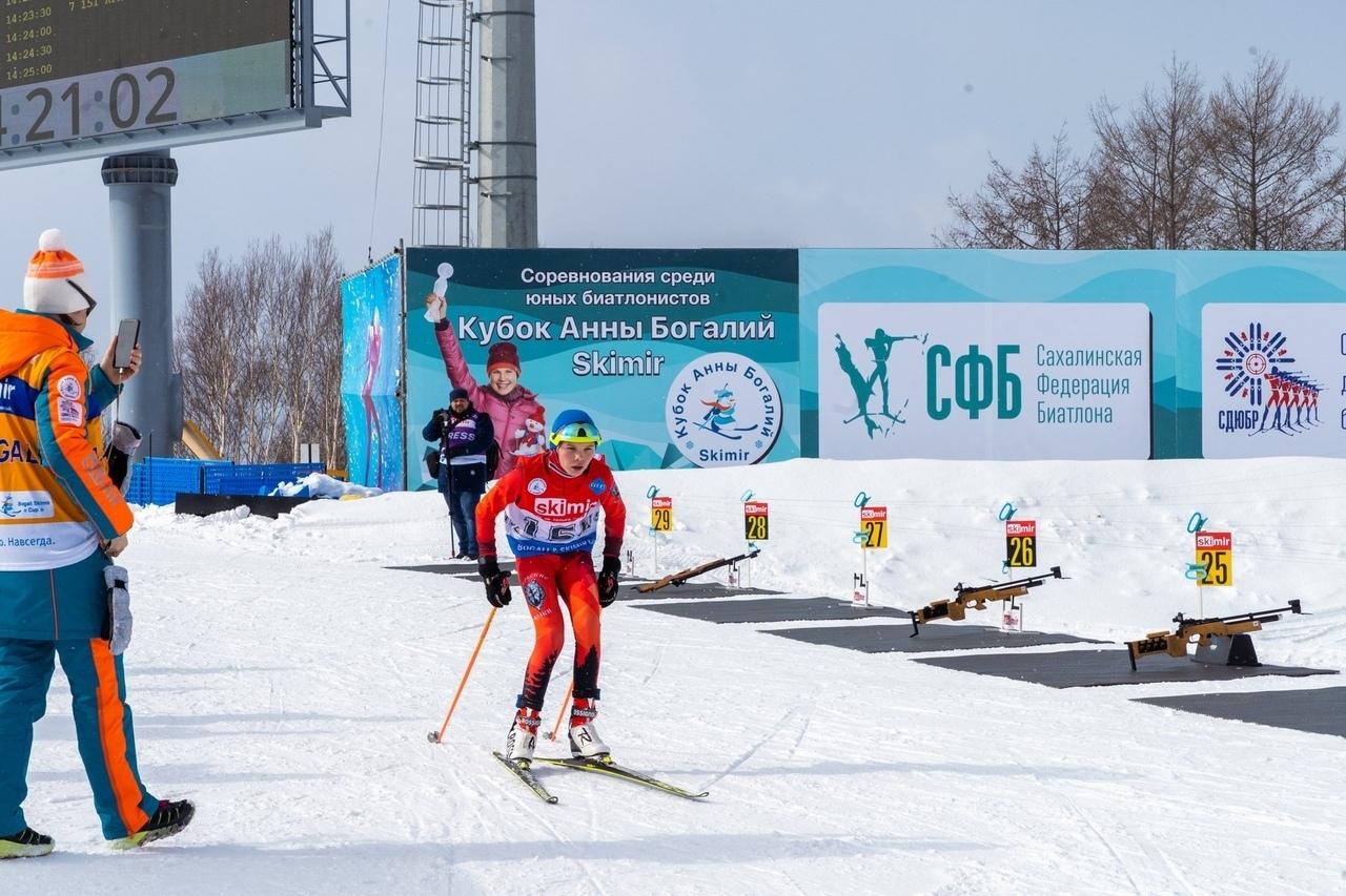 Тамбовский биатлонист вернулся с медалями с этапа Кубка Анны Богалий-SKIMIR в Южно-Сахалинске