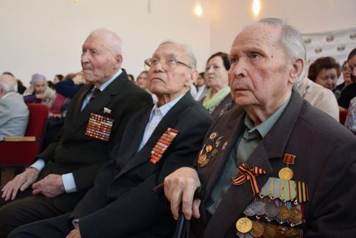 Тамбовским школьникам рассказали о Сталинградской битве