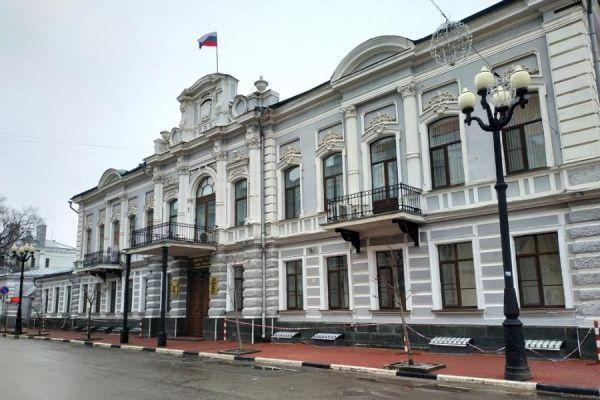 В администрации Тамбова приступили к масштабной реорганизации