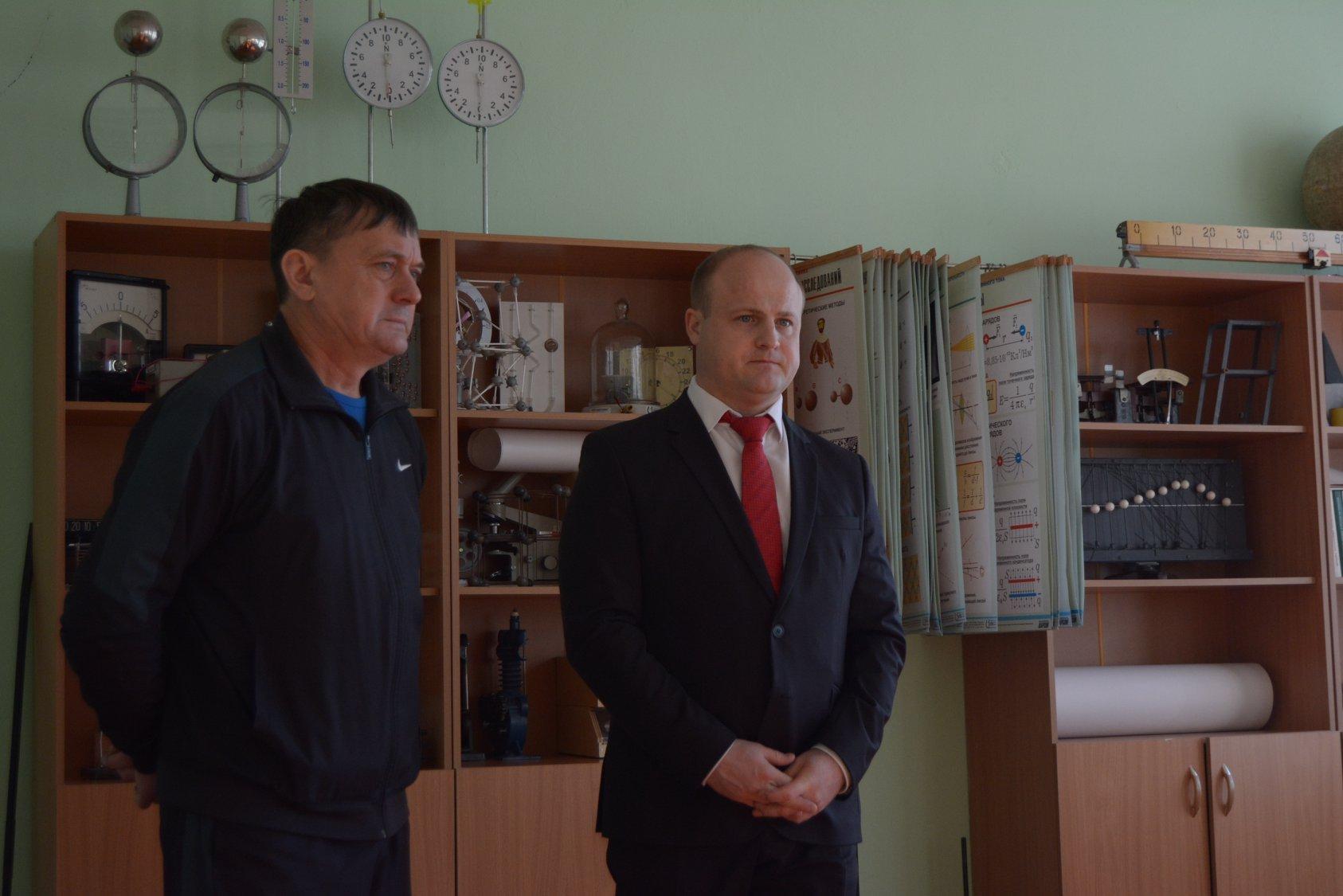 """В Рассказовском районе откроют центр образования """"Точка роста"""""""