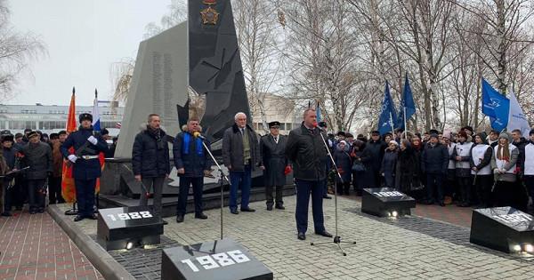 ВТамбове почтут память погибших россиян, исполнявших служебный долг запределами Отечества