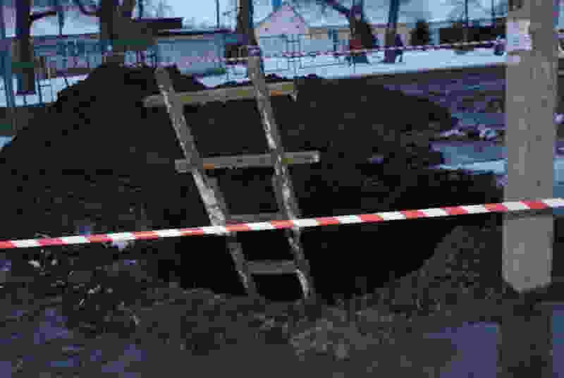 В Тамбовском районе коммунальщики откопали боевой снаряд