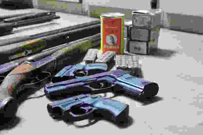 Ответственным тамбовчанам заплатят за сдачу оружия