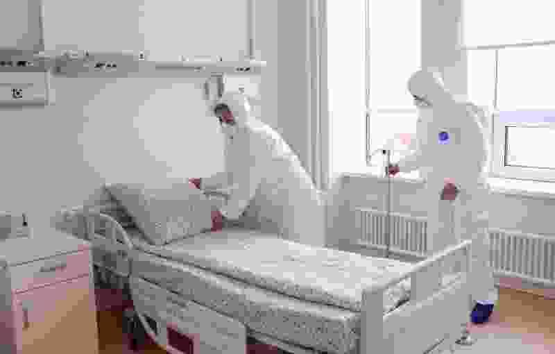 Под наблюдением медработников из-за эпидемии коронавируса в Тамбовской области находится больше 300 человека