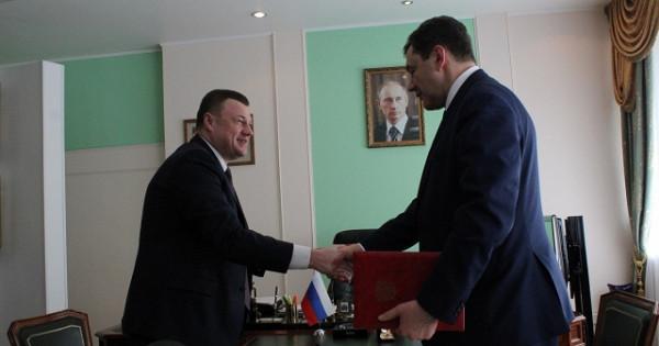 Тамбовская область иРЖДподписали новое соглашение осотрудничестве