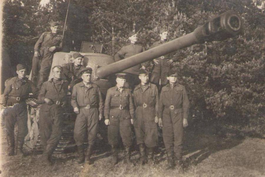 В Рассказовском районе запустили проект о вкладе местных жителей в Победу 1945 года