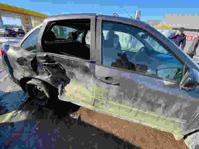 В Тамбове в аварии пострадал 17-летний подросток