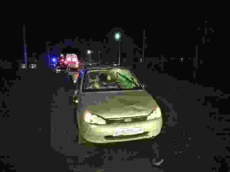 В Тамбовской области женщина на Lada Kalina сбила двух пешеходов, шедших по проезжей части