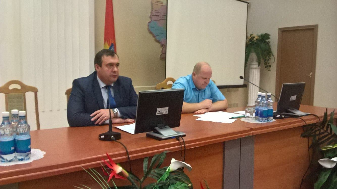 Вице-губернатор Игорь Кулаков обсудил с руководителями управляющих организаций подготовку к предстоящему отопительному сезону