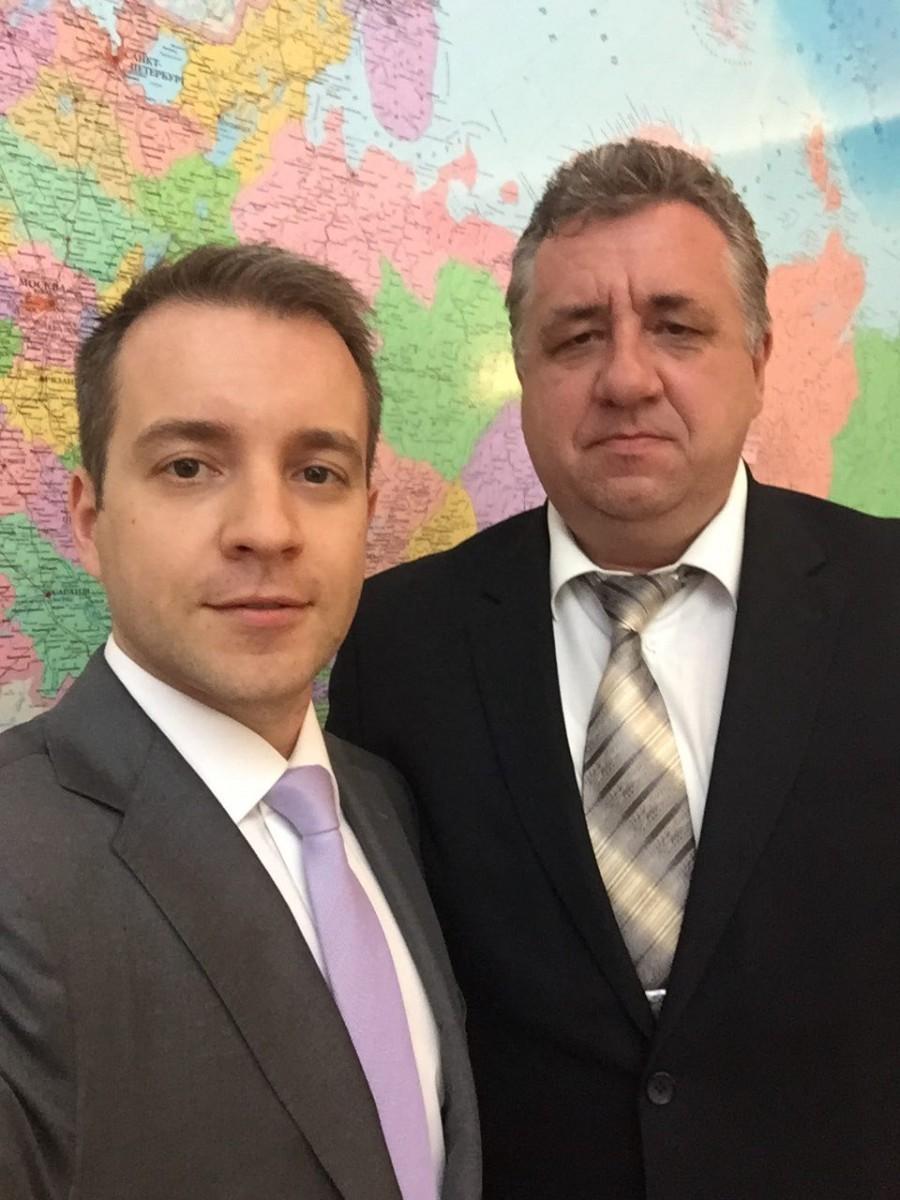 Глава Минкомсвязи РФ Николай Никифоров отметил важность развития телекоммуникационной инфраструктуры в Тамбовской области