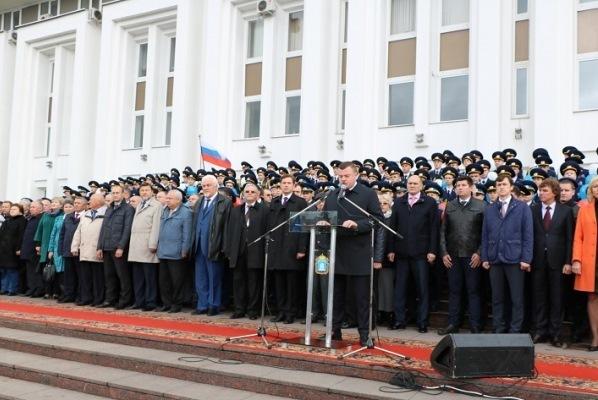 Торжества в честь юбилея Тамбовщины пройдут во всех городах и районах области