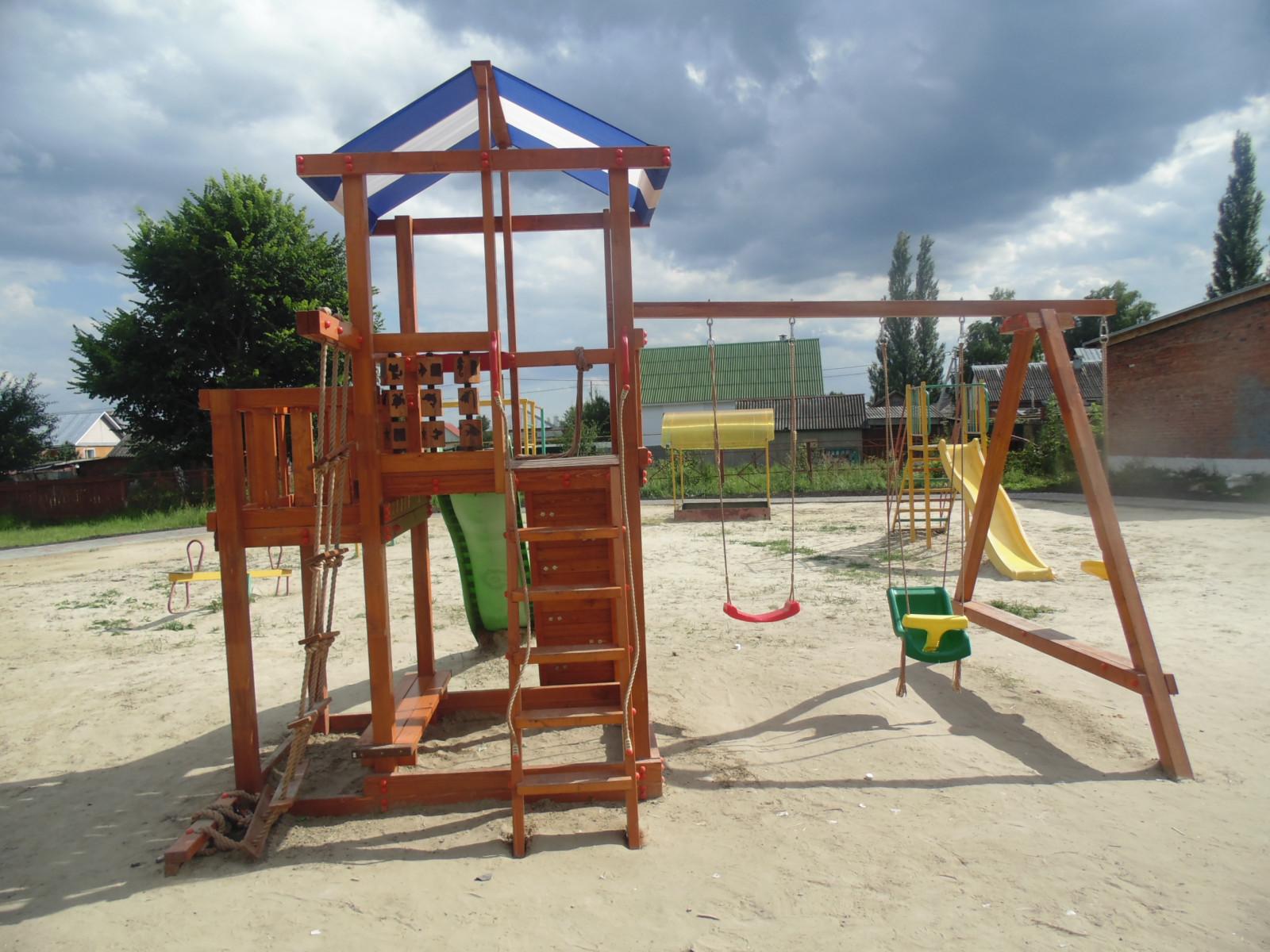 28 дворовых и 11 общественных территорий благоустроены на Тамбовщине в рамках приоритетного проекта «Формирование комфортной городской среды» в 2017 году