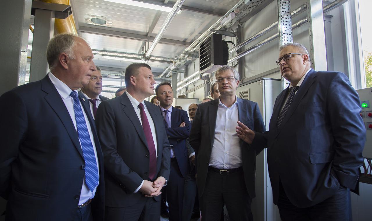 Гендиректор Фонда реформирования ЖКХ Константин Цицин назвал Тамбовскую область лидером по модернизации сферы ЖКХ
