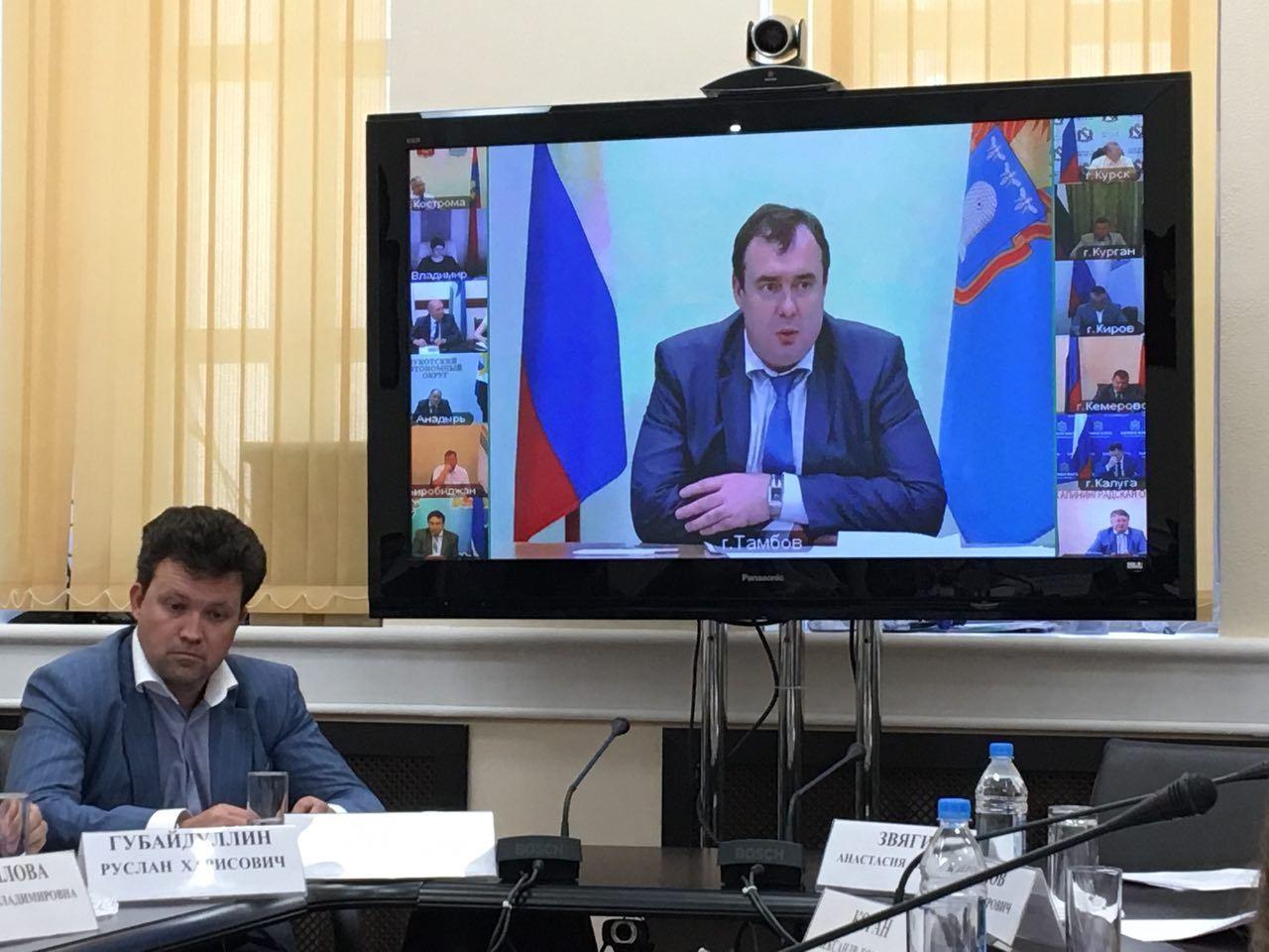 Вице-губернатор Игорь Кулаков: «В Тамбовской области переход на новую систему обращения с ТКО проходит по графику»