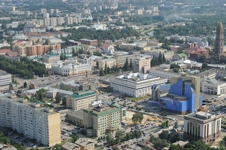 Между Москвой и Санкт-Петербургом: Тамбов занял второе место в рейтинге городов по индексу качества городской среды
