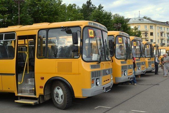 В Тамбовскую область поступят 25 новых школьных автобусов