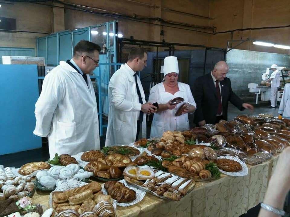 Региональная власть продолжает инспектирование хлебзаводов Тамбовщины