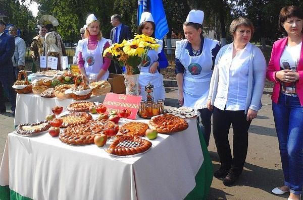 Тамбовские праздники вошли в топ главных гастрономических событий этой осени в России