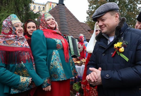 Александр Никитин: «В этом году Покровская ярмарка будет еще масштабнее и интереснее»