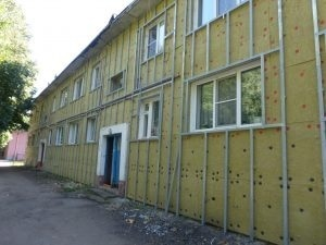 Капремонт: 6 домов отремонтированы, в 127 многоэтажках работы в самом разгаре