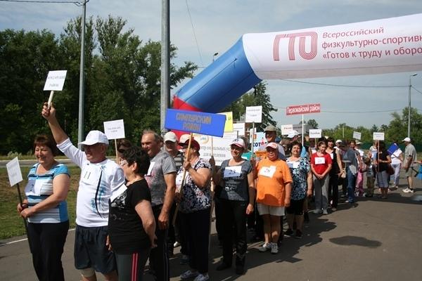 Тамбовская область – в десятке лидеров российского рейтинга здорового образа жизни