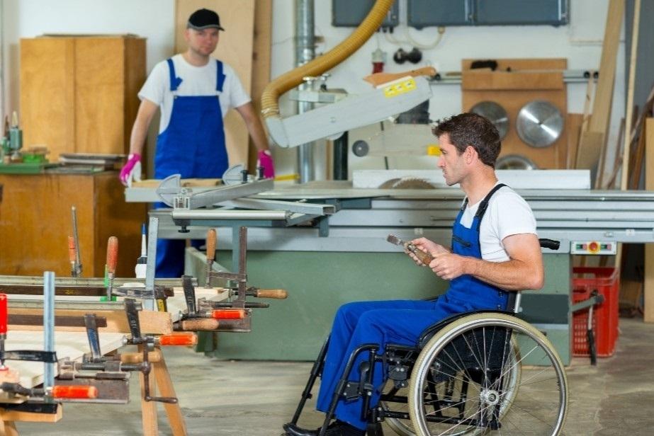 Число работающих инвалидов в Тамбовской области ежегодно увеличивается