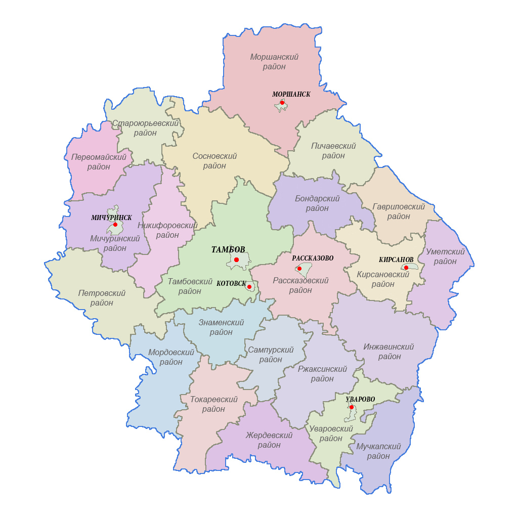 На Тамбовщине объявлен конкурс по выбору регионального оператора по обращению с отходами