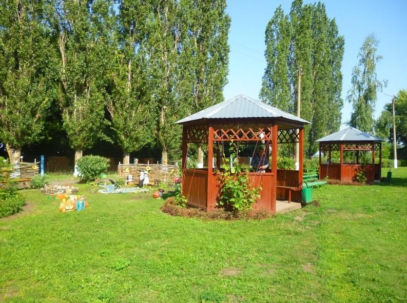 В Тамбовской области благоустроили дома-интернаты благодаря конкурсу ландшафтного дизайна