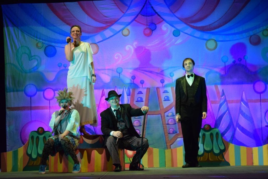 Неделя «Театр - детям и юношеству!» стартовала в Мичуринске