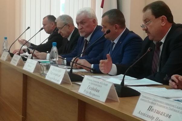 В Тамбовской области снизилась преступность