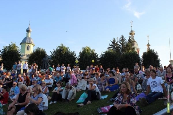 Песни над Цной в этом году будут звучать в честь 80-летия Тамбовской области