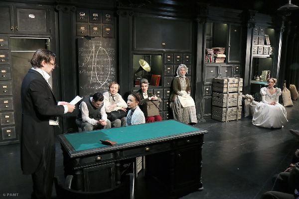 Российский академический Молодежный театр открыл Рыбаковский фестиваль в Тамбове