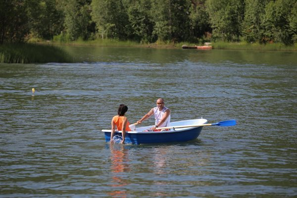 В Тамбовской области следят за безопасностью отдыхающих на водных объектах