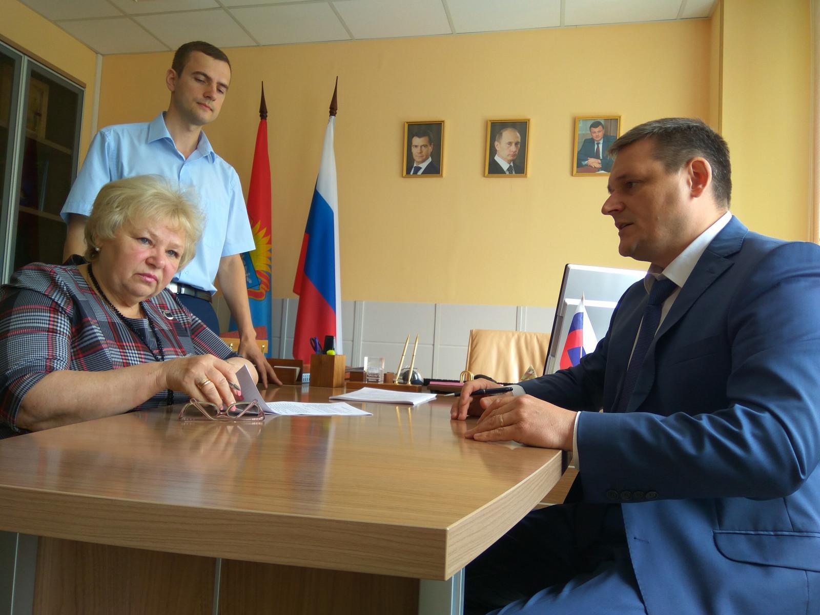 В Тамбовской области выдан первый займ по госпрограмме микрофинансирования