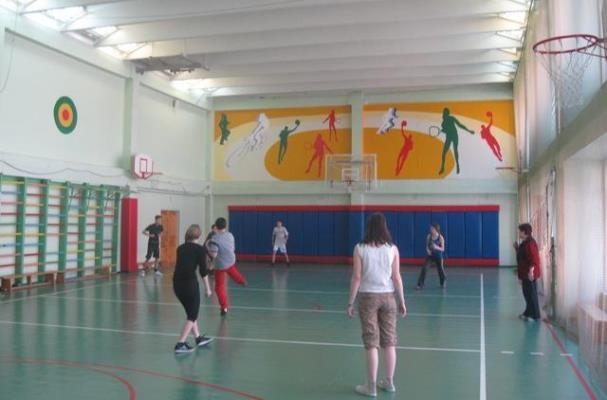 В сельских школах Тамбовщины создают современные условия для занятия спортом