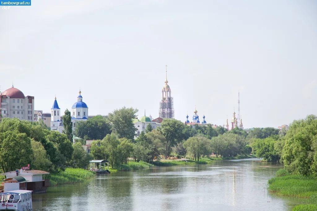 Тамбовская область – лидер экологического рейтинга регионов России